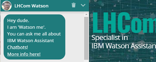 LHCom Implemented Watson Projects